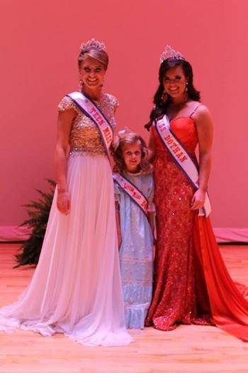 The Dothan Pilot Club Crowns Dothan Queens 2014