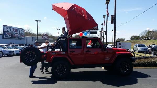 All Those Jeeps