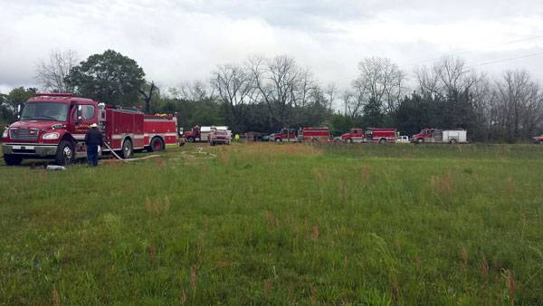 Structure Fire Reported in Geneva County