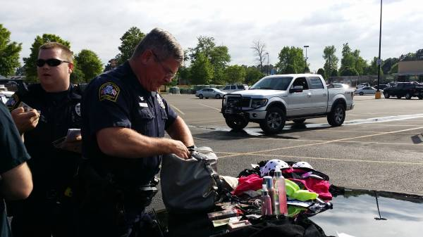Tate and Markow Along With WALMART Loss Prevention Makes Big Apprehension