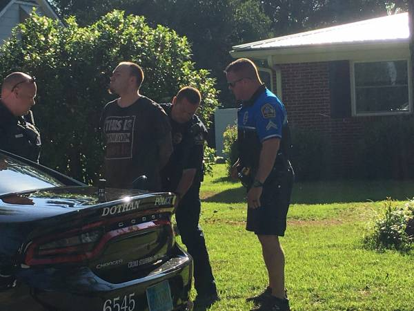 UPDATED w Pictures Dothan Police Apprehend Burglary ...