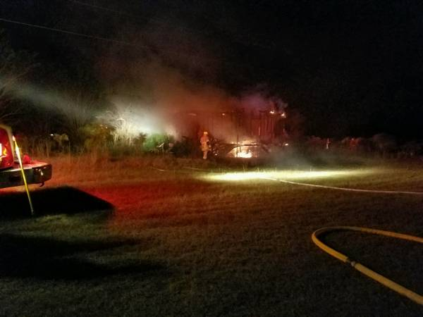 UPDATED at 10:45 PM. Structure Fire Just Inside Geneva ...