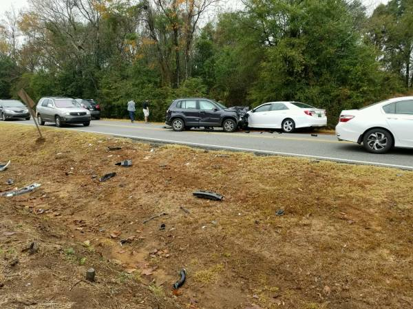 7 44 Am Motor Vehicle Accident On Murphy Mill Road