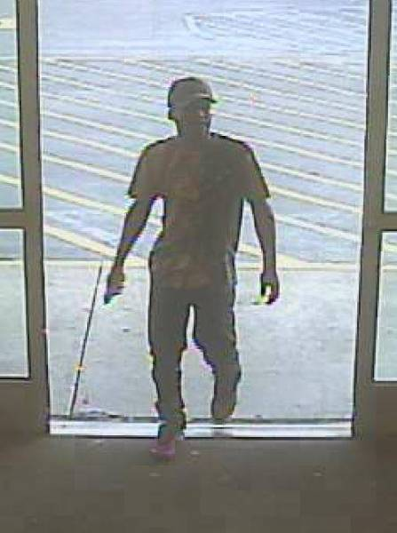 Dothan Police Needs Your help in Identifying this Person