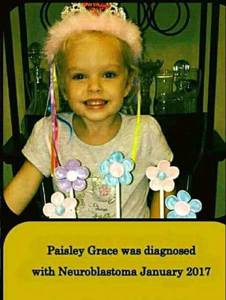 Donations For Paisley Corbitt