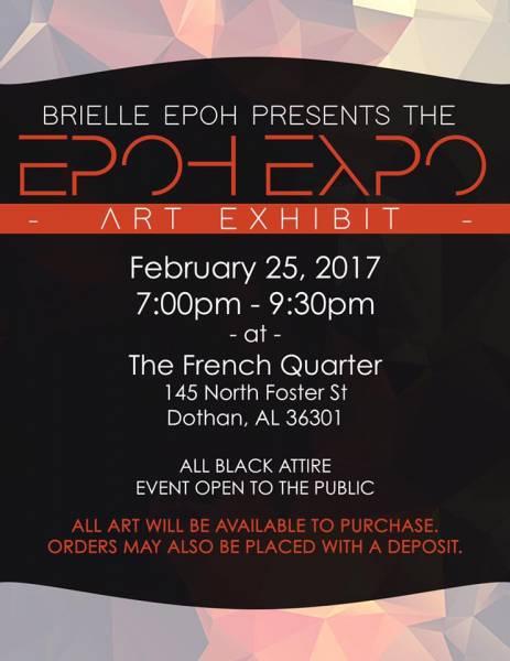 Epoh Expo!