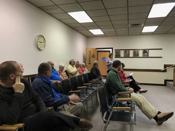 Dale County Commission Holds ATRIP Meeting In Daleville