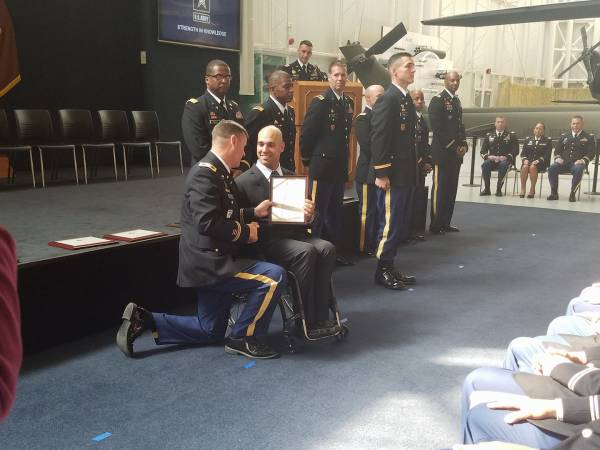 Anthony Radetic Iron Warrant Award - Amazing Story Behind The Man - Anthony Radetic