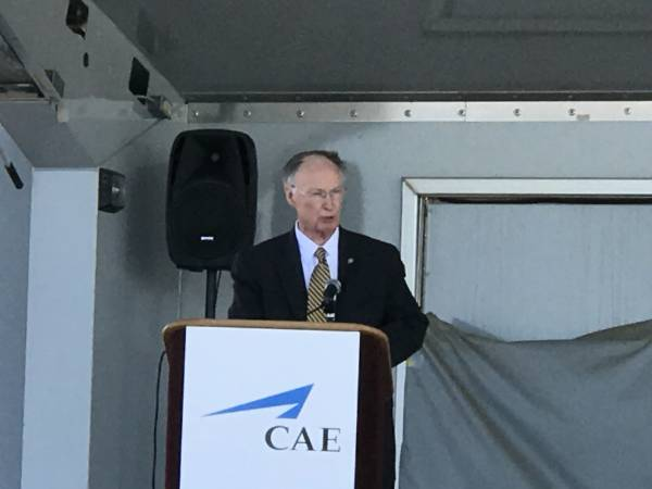 CAE Flight Training Has Grand Opening Today