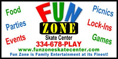 Fun Zone Adult Skate Night - Sunday April 2, 2017
