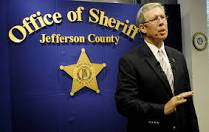 Mike Hale, Sheriff of Jefferson County, Has Given His County A National Distinction