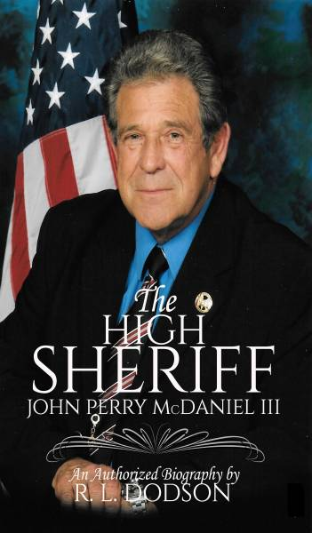 Biography of Retired Sheriff John McDaniel a Best Seller
