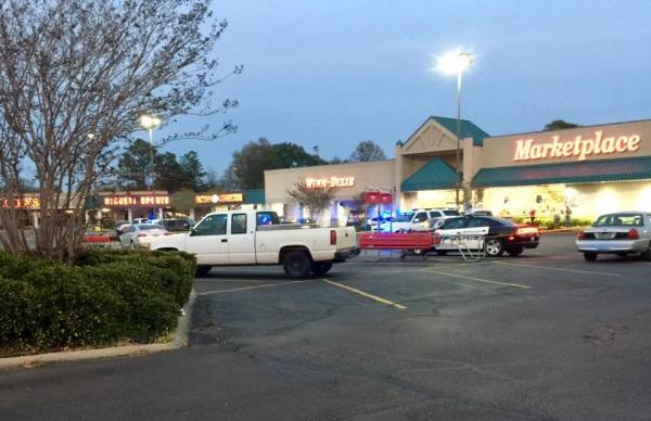 Eufaula Police Press Release In Re Winn Dixie Parking Lot Shooting