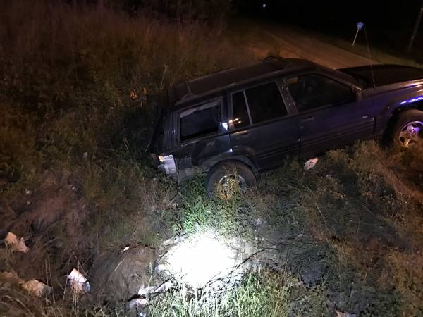 8:53 PM.  Two Vehicle Accident In Dale County Injures 5