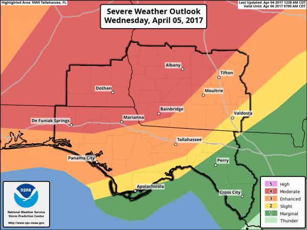 Round Two: Significant Severe Weather Event Expected Wednesday