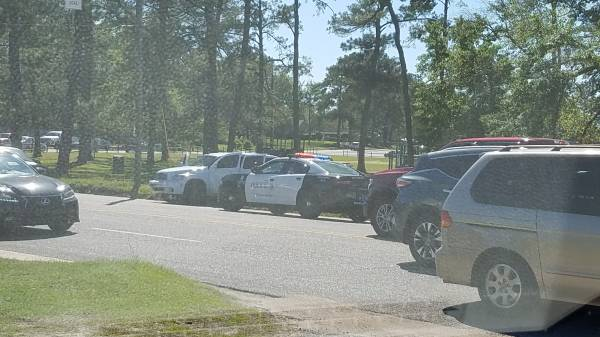 3:40 PM.. DEVELOPING: Police Responded to Dothan High South Parking Lot