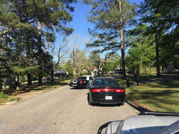 Dothan Police Respond to a Disorderly Juvenile Call on Donna Street