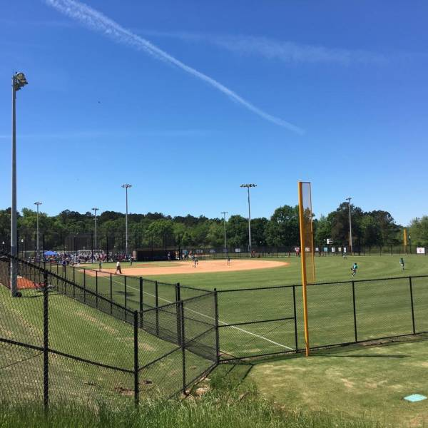 GRAND OPENING - JAMES OATES PARK - DOTHAN ALABAMA