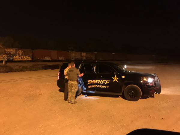 UPDATED at 9:08 PM... Deputies in Pursuit in Ford County