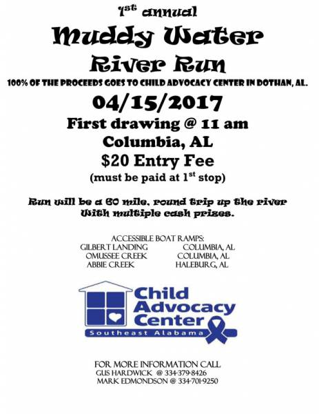 Poker run on this Weekend in Columbia to Raise Money for the Child Advocacy