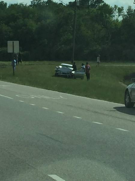 4:03 pm... Motor Vehicle Accident US 431 at the County Line