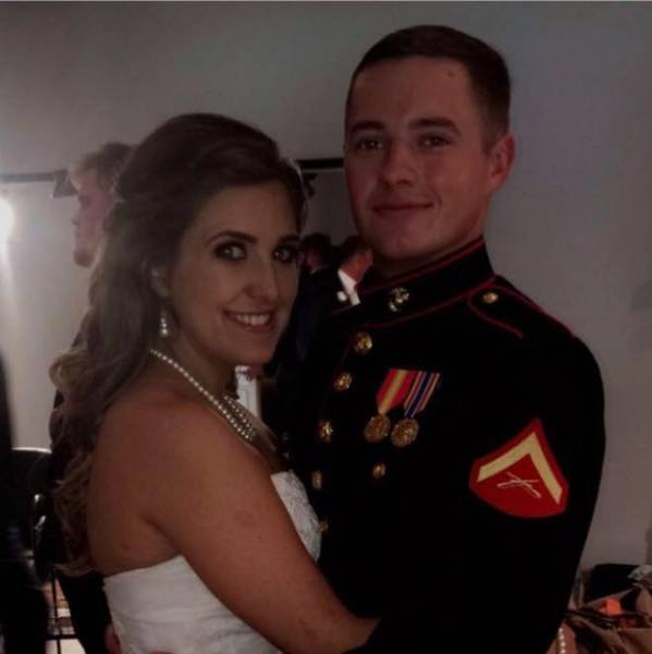 As Josh Returns To California and Deployment - Please Pray For Him and Emily