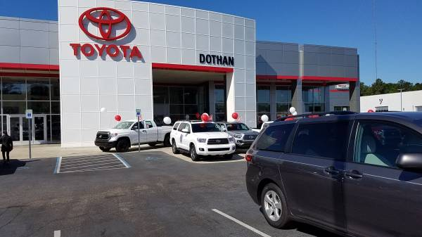 Thanks to Toyota of Dothan - Matt Boster and Friend - Slocomb Fire - Rescue