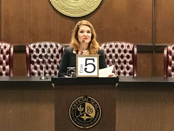 Beth Kenward Announces Second Run For Dothan Commissioner District 5