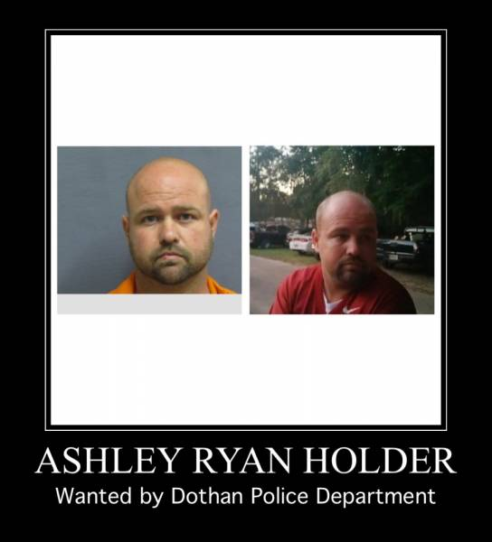 BOLO - Dothan Police Are Searching For This Dothan Businessman  - WANTED  Ashley Ryan Holder
