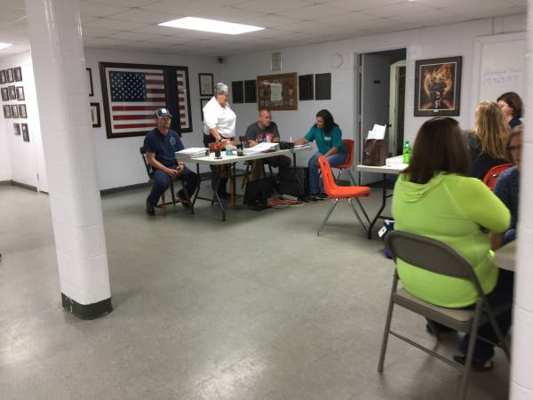 Three Graduate From Junior Fire to Regular Fireman - Wicksburg Volunteer Fire - Rescue