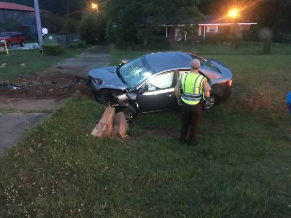 Motor vehicle accident in the 5000 block of 231 south for Alabama motor vehicle report