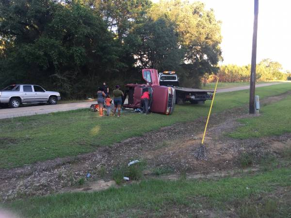 Motor Vehicle Accident at Garrett and South County Road 55