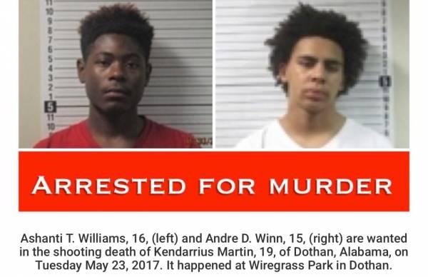 UPDATE 6:16: Dothan Police Make Arrest Of Murder Suspects