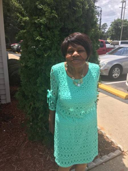 UPDATE 3:35 PM Missing From Enterprise Al Gladys Nance