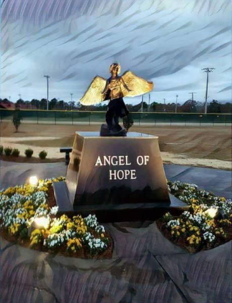 Dothan Angel by Sean Dietrich
