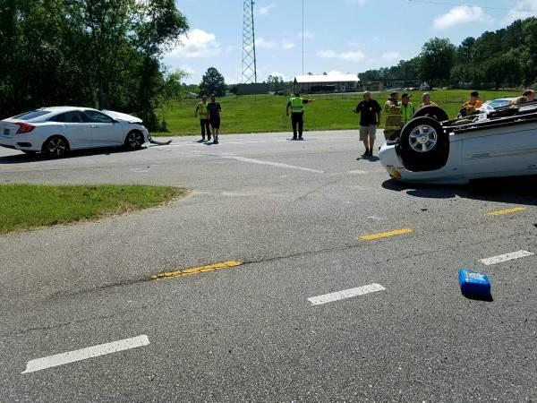 9:48 AM... Motor Vehicle Crash on the Circle at State Street
