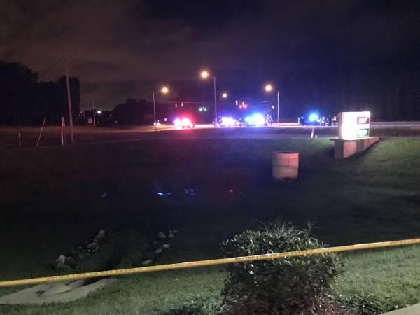 UPDATED @ 4:10 AM. 2:21 AM.  Vehicle Verses Pedestrian - FATALITY -
