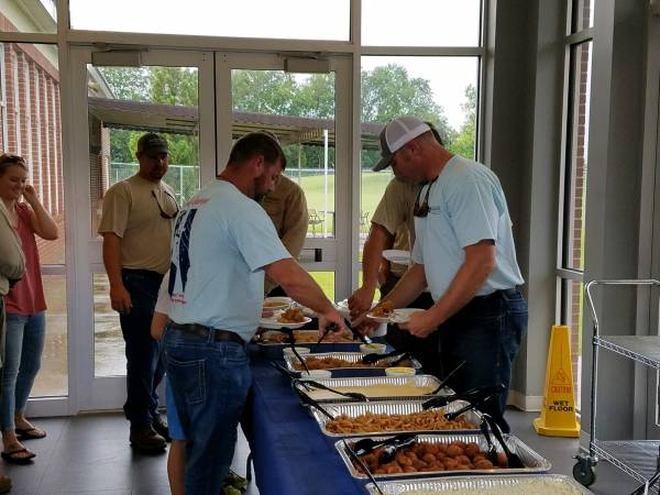 Wiregrass Electric Cooperative Held their Lineman Appreciation Luncheon