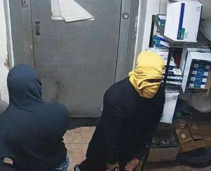 UPDATED at 11:05 AM with Video... Robbery in Progress at Larry's BBQ on the East Side