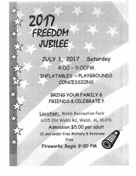 4th of July Freedom Jubilee