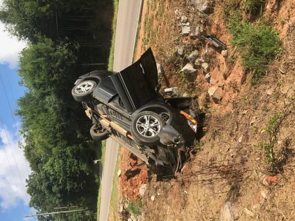 Fortner Street Wreck.  UPDATED