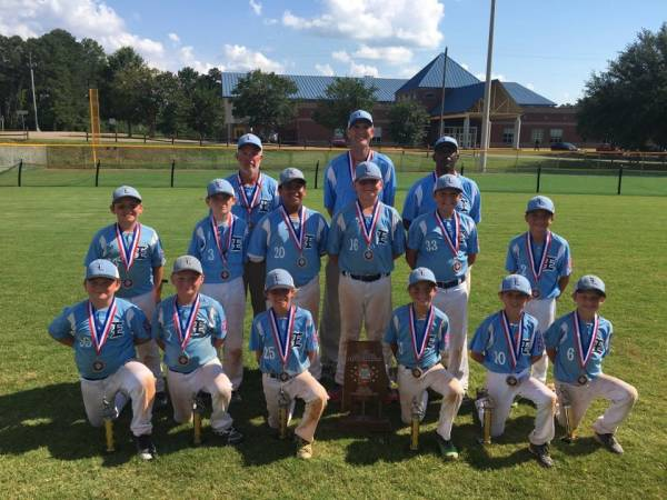 Enterprise National Rookie 10U - Won The State