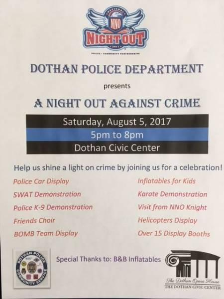 DPD National Night Out