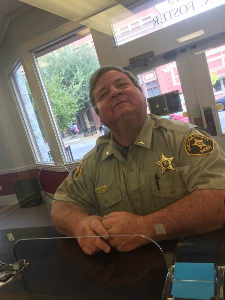 Long Time Icon with the Houston County Sheriff's Office Announces He is Retiring