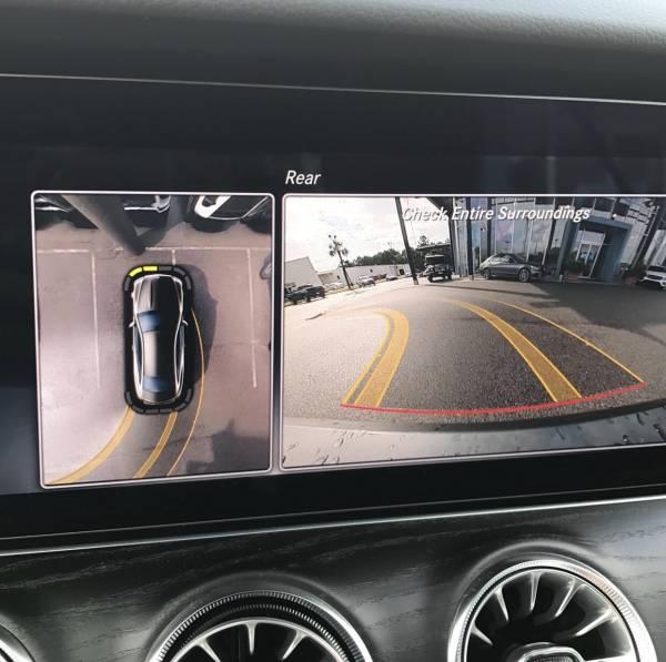2018 Mercedes-Benz E400