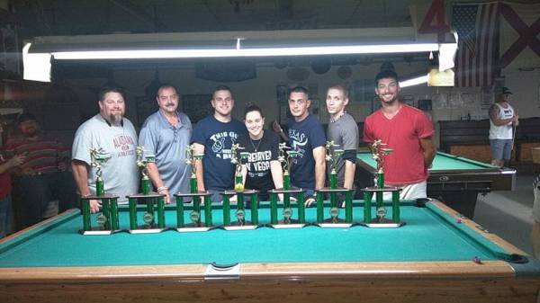 ENTERPRISE RESIDENTS PREPARE FOR WORLD POOL CHAMPIONSHIPS IN VEGAS
