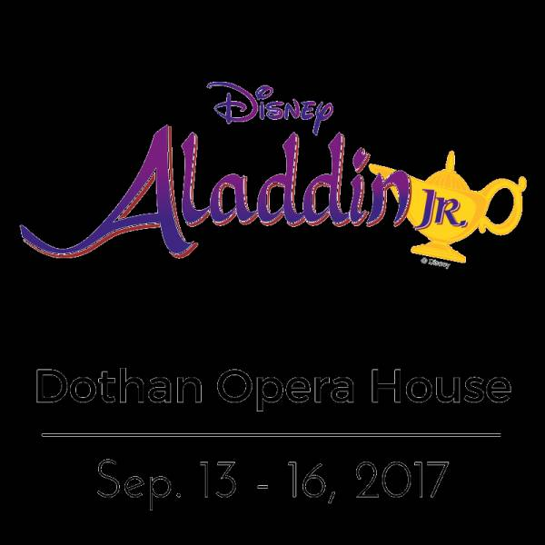 SEACT's Aladdin Jr. coming to the Dothan Opera House
