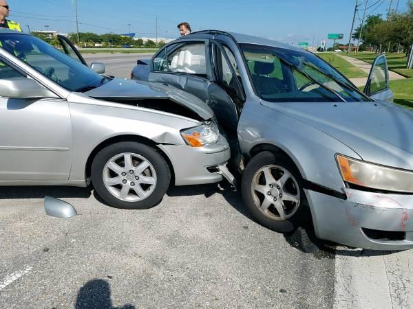 9:19 AM T-Bone Wreck on Montgomery Hwy