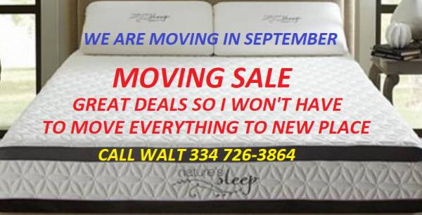 Moving Sale!!....