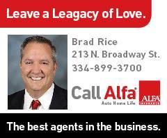 Meet Brad Rice with Alfa Insurance